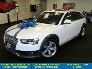 Used 2013 Audi A4 Allroad 2.0T Prl White Navigation/AWD/Lthr/Panoroof/Alloys for sale in Mississauga, ON