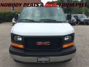 Used 2017 GMC Savana 2500 Work Van**CAR PROOF CLEAN**SPECIAL PRICING** for sale in Mississauga, ON