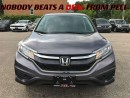 Used 2016 Honda CR-V LX**AWD**HEATED SEATS** for sale in Mississauga, ON