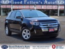 Used 2014 Ford Edge SEL PANROOF, NAVI, CAMERA, LEATHER, 6CYL, 3.5L for sale in North York, ON