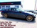 Used 2008 BMW 3 Series 335I 6 Speed Navigation Sunroof Certified 2YR for sale in Milton, ON