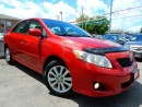 Used 2010 Toyota Corolla LE | AUTO | P.SUNROOF | FULLY LOADED for sale in Kitchener, ON