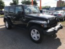 Used 2007 Jeep Wrangler Sahara for sale in Calgary, AB