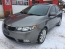Used 2011 Kia Forte SX for sale in Guelph, ON