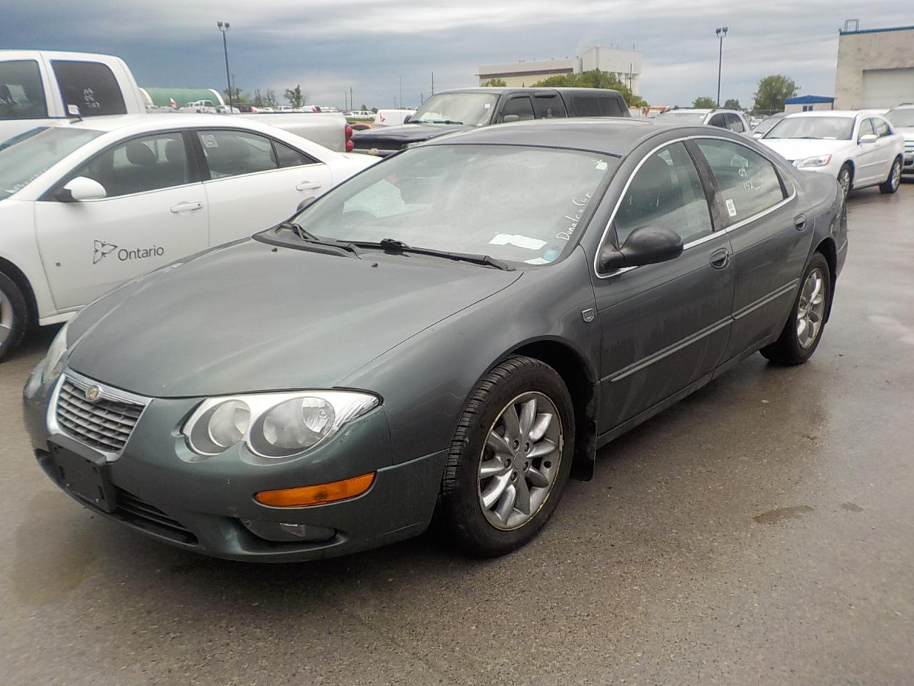 Photo of Grey 2004 Chrysler 300M