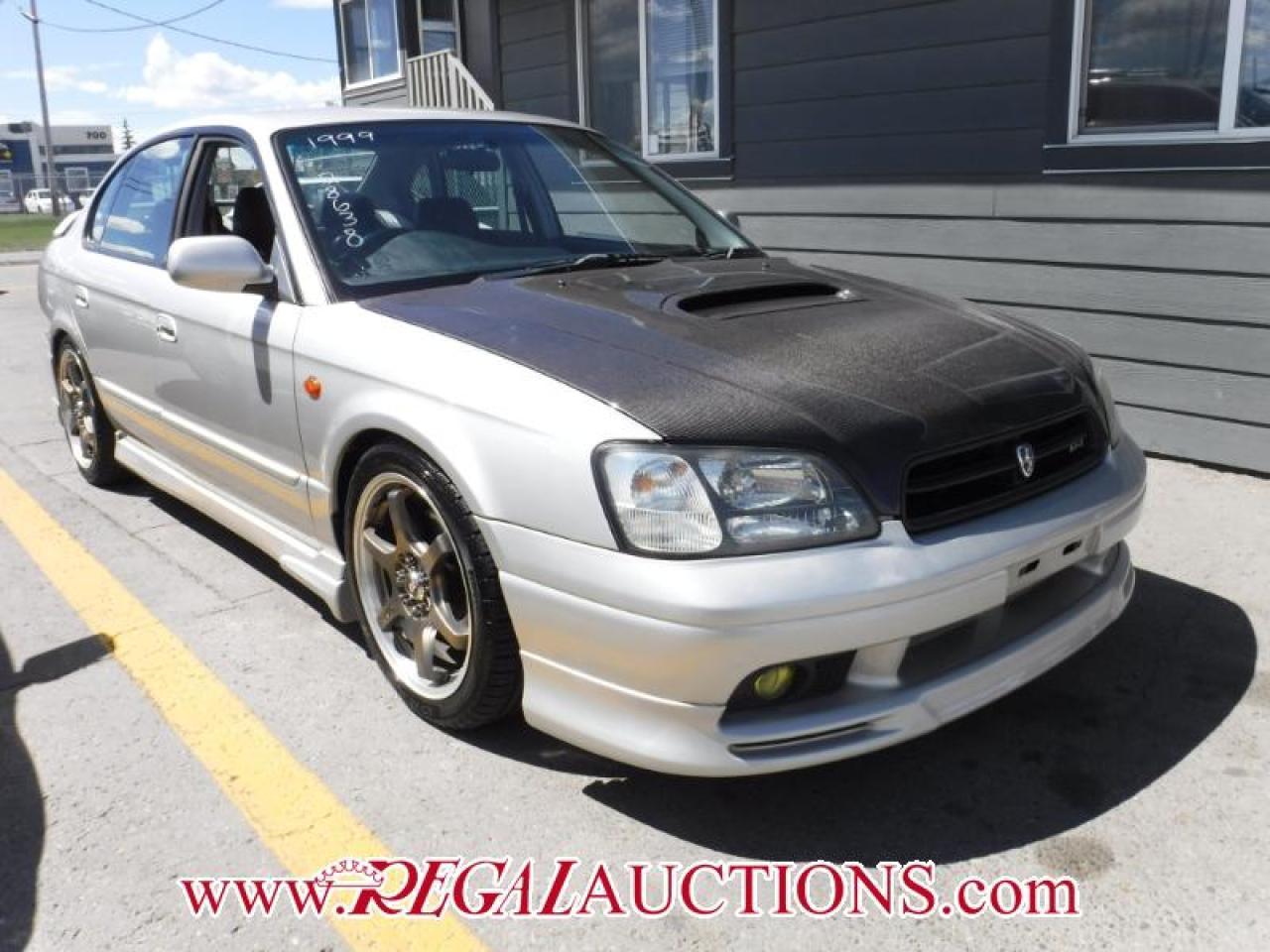Photo of Silver 1999 Subaru Legacy