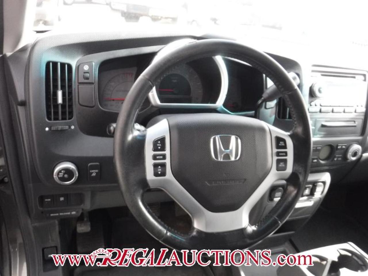 2007 Honda Ridgeline CREW CAB 4WD