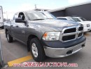 Used 2013 RAM 1500  QUAD CAB SWB 4WD for sale in Calgary, AB