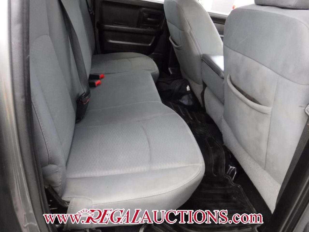 2013 RAM 1500  QUAD CAB SWB 4WD