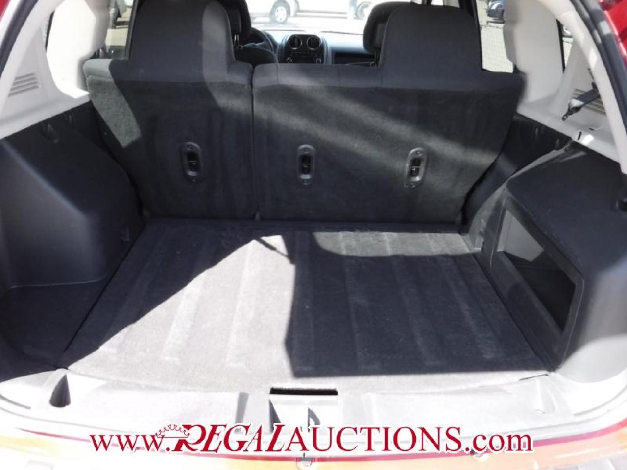 2010 Jeep Compass Sport 4D Utility 4WD