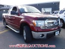 Used 2014 Ford F150  SUPERCAB SWB 4WD for sale in Calgary, AB