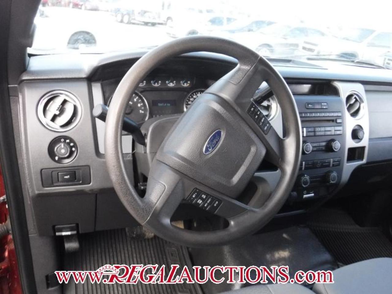2014 Ford F150  SUPERCAB SWB 4WD