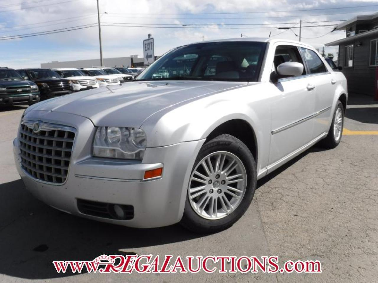 2008 Chrysler 300 TOURING 4D SEDAN RWD