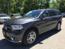 Used 2016 Dodge DURANGO LIMITED * AWD * 1 OWNER * 2 DVD * LEATHER * NAV * REAR CAM * SUNROOF * BLUETOOTH for sale in London, ON