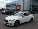 Used 2015 Infiniti Q50 AWD for sale in Mississauga, ON