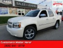 Used 2013 Chevrolet Avalanche LTZ  4X4, LEATHER, NAVI, ROOF, DVD, REAR CAMERA, for sale in St Catharines, ON