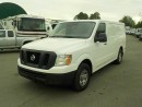 Used 2012 Nissan NV 2500 2500 HD Cargo Van for sale in Burnaby, BC