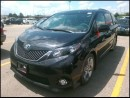 Used 2013 Toyota Sienna SE 8-Pass, Low KMS for sale in Winnipeg, MB