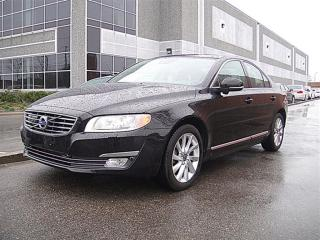 Used 2015 Volvo S80 T5 Platinum E-Drive,Navi,Blind Spot for sale in Aurora, ON