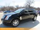 Used 2014 Cadillac SRX Luxury, AWD, Nav, Moonroof for sale in Winnipeg, MB