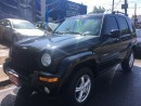 Used 2002 Jeep Liberty LIMITED for sale in Scarborough, ON