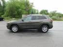 Used 2015 Jeep CHEROKEE LATITUDE NORTH 4X4 for sale in Cayuga, ON