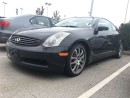 Used 2005 Infiniti G35 Coupe Sport Pkg at for sale in Surrey, BC