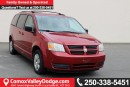 Used 2010 Dodge Grand Caravan KEYLESS ENTRY, CRUISE CONTROL, A/C for sale in Courtenay, BC