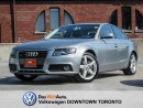 Used 2011 Audi A4 2.0T QTRO 6MT MANUAL LEATHER SUNROOF for sale in Toronto, ON