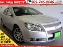 Used 2009 Chevrolet Malibu LTZ| LOCAL TRADE| LEATHER| SUNROOF| for sale in Burlington, ON