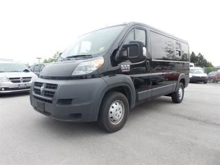 Used 2016 RAM 1500 ProMaster Low Roof for sale in Quesnel, BC