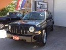 Used 2008 Jeep Patriot SPORT for sale in Bloomingdale, ON