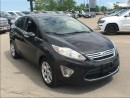 Used 2011 Ford Fiesta SEL for sale in Mississauga, ON