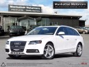 Used 2012 Audi A4 WAGON 2.0T QUATTRO PREMIUM+ |PHONE|PANORAMIC for sale in Scarborough, ON