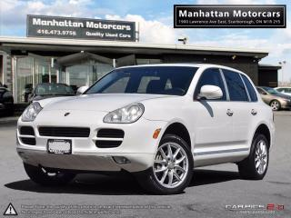 Used 2005 Porsche Cayenne S S AWD |SUNROOF|ALLOYS|BEST COLOR COMBO for sale in Scarborough, ON