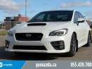 Used 2015 Subaru WRX STI Sport-Tech LEATHER HEATED SEATS SUNROOF NAVIGATION for sale in Edmonton, AB