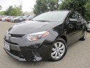 Used 2016 Toyota Corolla LE-Local trade-Super Clean for sale in Mississauga, ON