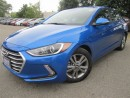 Used 2017 Hyundai Elantra GL-SUPER CLEAN-CERTIFIED for sale in Mississauga, ON
