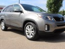 Used 2015 Kia Sorento PANORAMIC SUNROOF, HEATED FRONT/REAR SEATS, HEATED WHEEL, BUTTON START, BLUETOOTH, AUX/USB for sale in Edmonton, AB