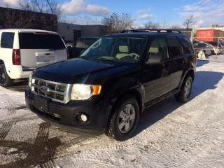 Used 2010 Ford Escape XLT for sale in Brampton, ON