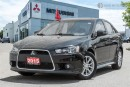 Used 2015 Mitsubishi Lancer SPORTSBACK | AUTOMATIC | CLEAN CARPROOF | for sale in Mississauga, ON