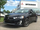 Used 2016 Mitsubishi Lancer SE LTD   AWC   SUNROOF   CLEANCARPROOF   for sale in Mississauga, ON