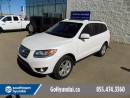 Used 2012 Hyundai Santa Fe Sunroof/Heated Seats/Bluetooth for sale in Edmonton, AB