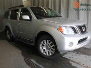 Used 2009 Nissan Pathfinder LE 4x4 REAR BACK UP CAMERA / SUNROOF for sale in Edmonton, AB
