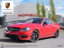 Used 2014 Mercedes-Benz C-Class C 63 AMG 507 Edition - Coupe - Local Edmonton Vehicle for sale in Edmonton, AB