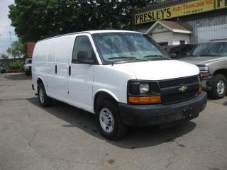 Used 2009 Chevrolet Express 2500 G2500 Cargo Van for sale in Ottawa, ON