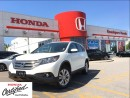 Used 2013 Honda CR-V EX-L, sunroof, one owner for sale in Scarborough, ON