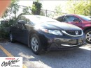 Used 2014 Honda Civic Sedan LX,one owner, low mileage for sale in Scarborough, ON