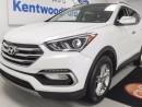 Used 2017 Hyundai Santa Fe Sport Sport AWD, sunroof, heated leather seats! for sale in Edmonton, AB