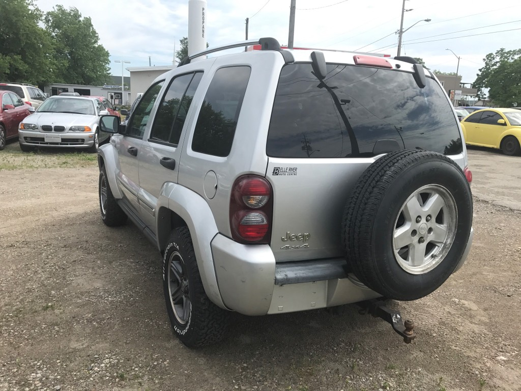 Used 2006 Jeep Liberty Limited Diesel For Sale In